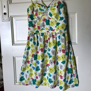 NWT Women's American Eagle Size 6 Floral Dress